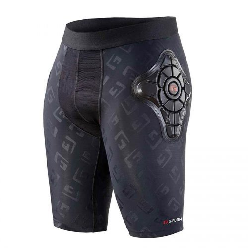 Buy G-FORM Pro X Crash Shorts Black Canada Online Sales Vancouver Pickup