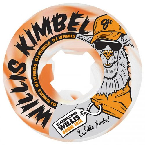 OJ Wheels Kimbel Wandering Willis 60mm 101A