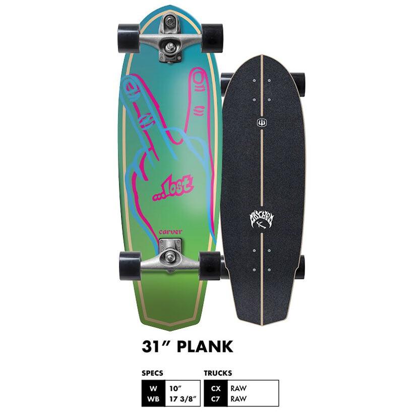 Buy Carver X ...Lost Series Plank Complete Canada Online Sales Vancouer Pickup