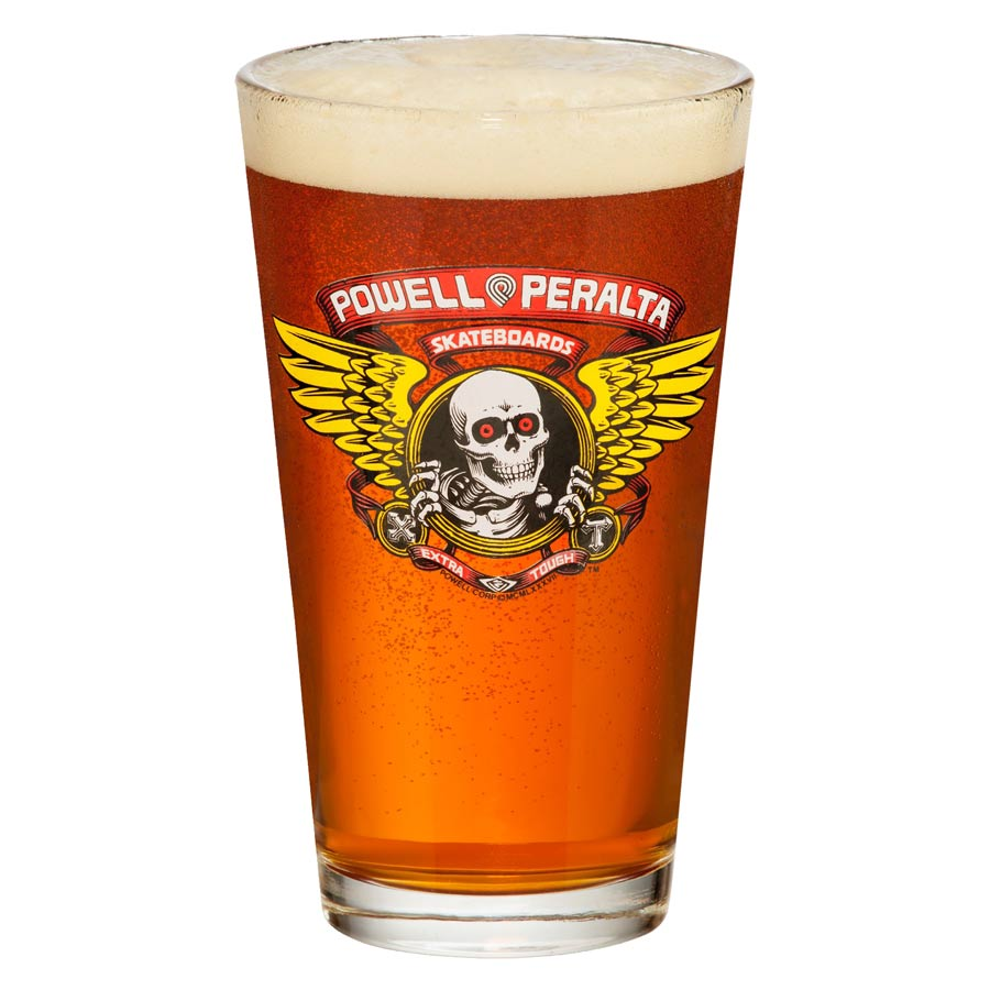 Buy Online Powell Winged Ripper Pint Glass