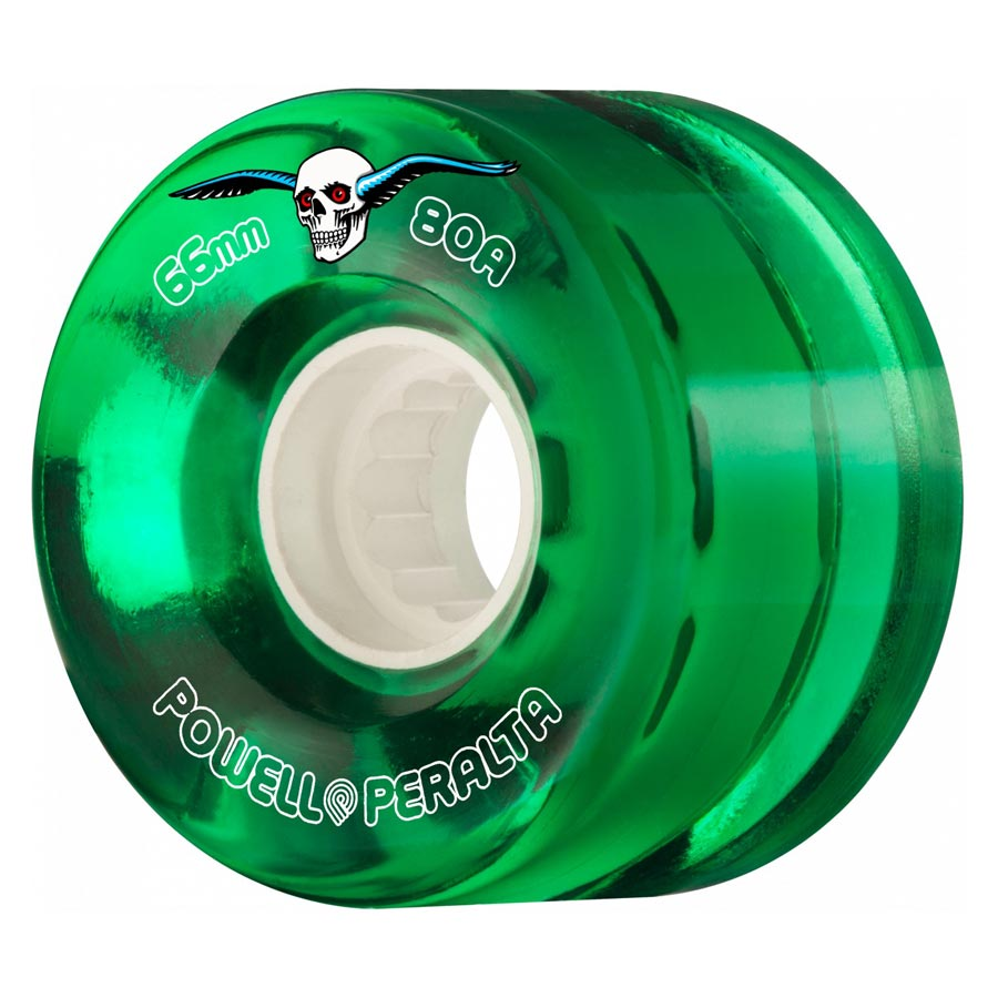 Buy Powell Peralta H2 Clear Cruiser 66mm 80a Green Canada Online Sales Vancouver Pickup