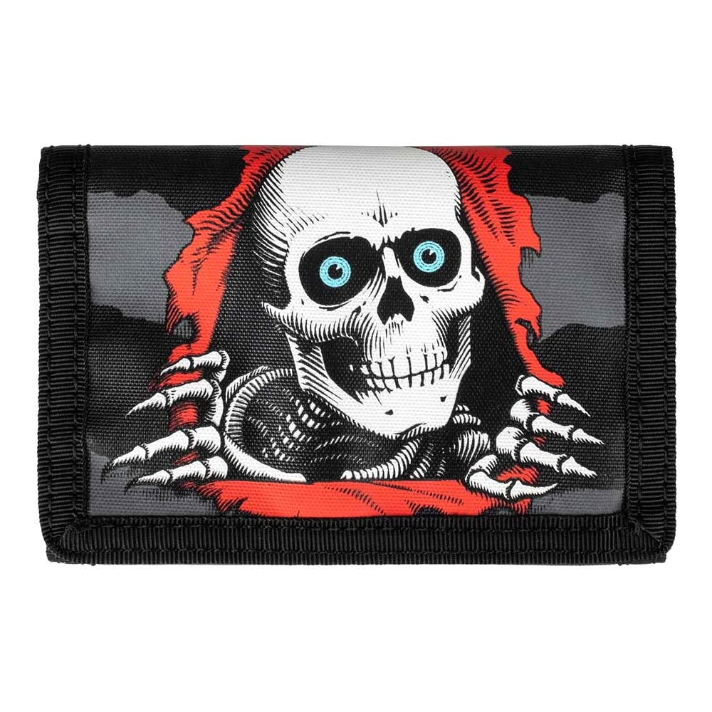 Buy Powell Peralta Ripper Trifold Velco Wallet Canada Online Sales Vancouver Pickup