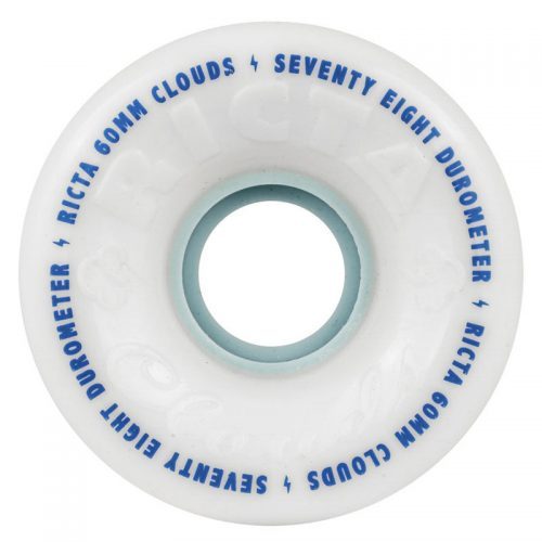 Ricta Clouds Wheels White 60mm 78A
