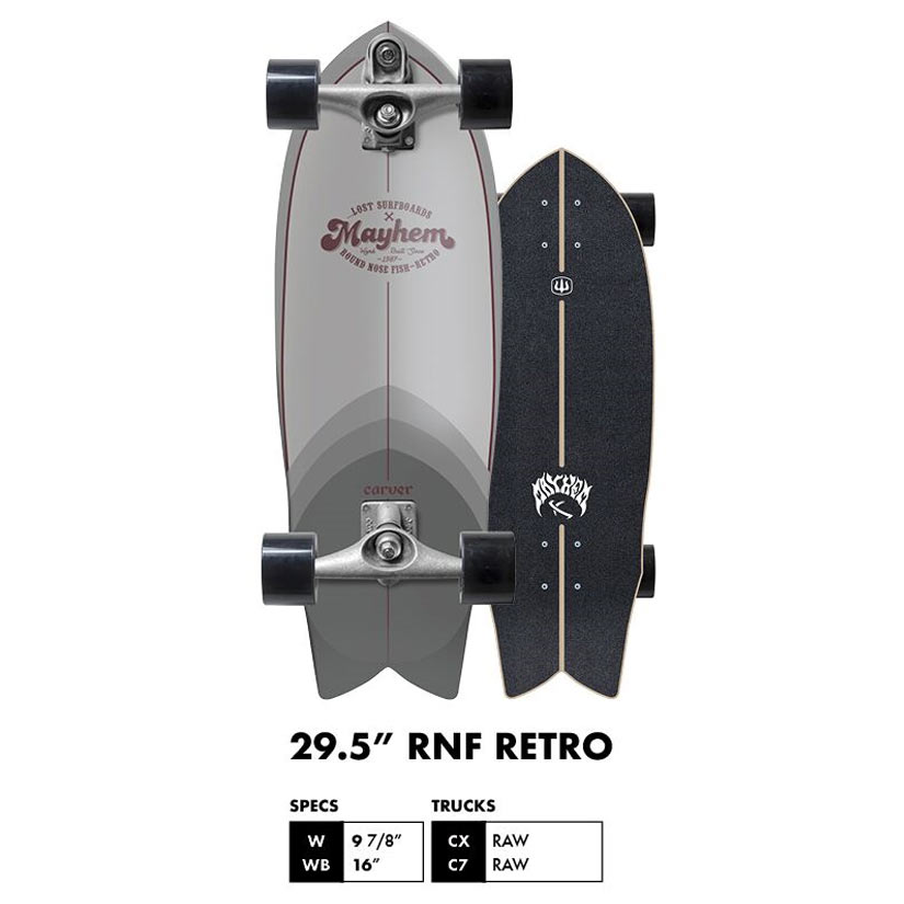 Buy Carver X ...Lost Series RNF Retro Complete Canada Online Sales Vancouer Pickup