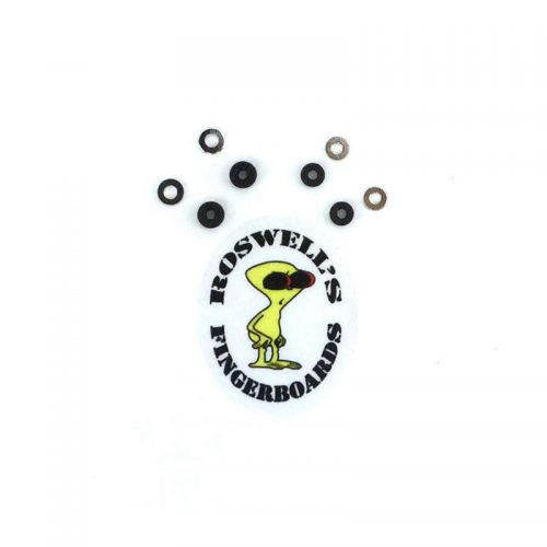 Buy Roswell's Fingerboard Bushings - Black Canada Online Sales Vancouver Pickup