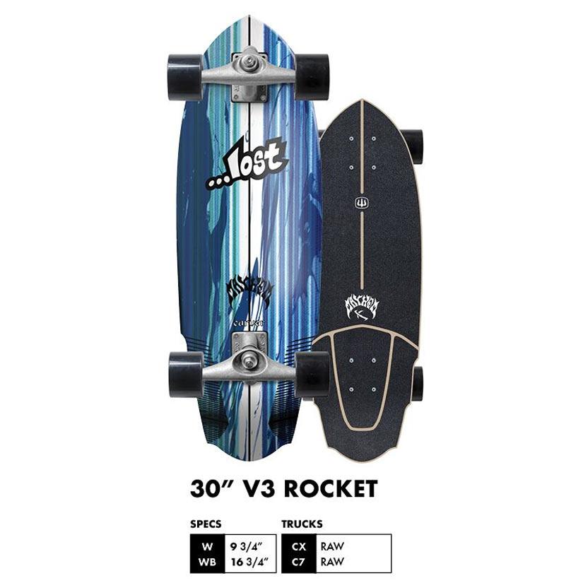 Buy Carver X ...Lost Series V3 Rocket Complete Canada Online Sales Vancouver Pickup