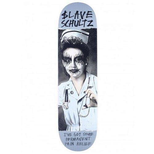 """Buy Slave Black Metal Schultz 8.5"""" Deck Canada Online Sales Vancouver Pickup"""