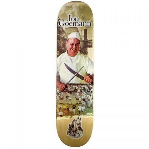 Slave Goemann Commonwealth Deck 8.125""