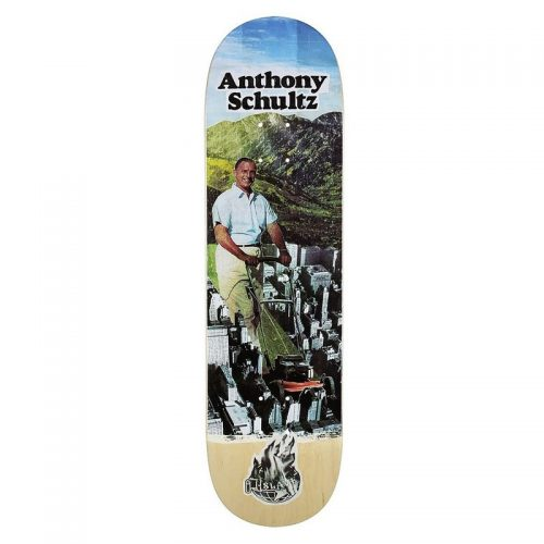 Slave Schultz Commonwealth Deck 8.375""