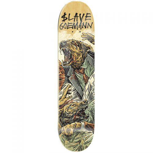 "Slave Goemann Dogs Deck 8.375"""
