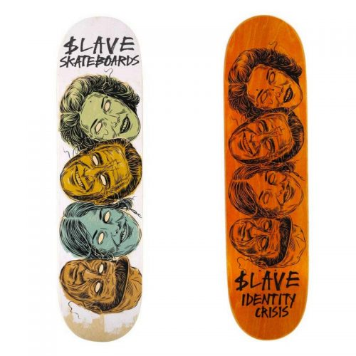 "Buy Slave Identity Crisis 8"" Deck Canada Online Sales Vancouver Pickup"