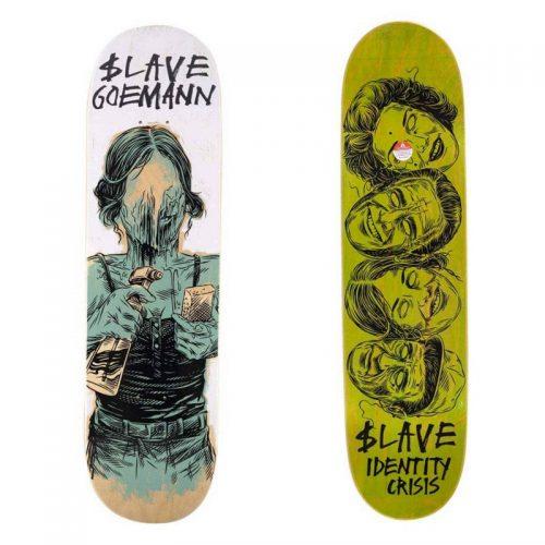 "Buy Slave Identity Crisis Goemann 8.25"" Deck Canada Online Sales Vancouver Pickup"