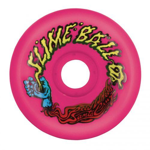Buy Santa Cruz Slime Balls Vomits 60mm 97A Pink Canada Online Sales Vancouver Pickup