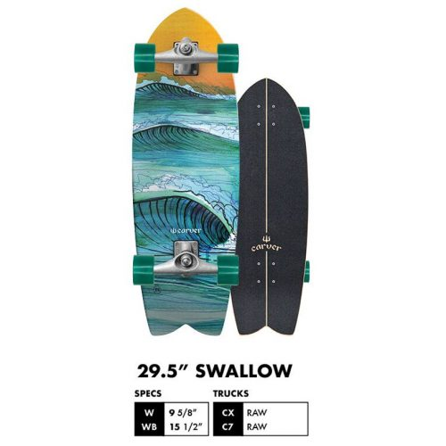 Buy Carver Swallow Complete Canada Online Sales Vancouver Pickup