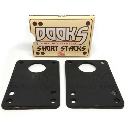Shorty's Short Stacks 1/2'' Riser Pads