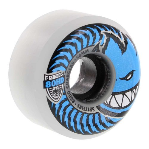 Spitfire Chargers 58mm 80HD Grey Wheels