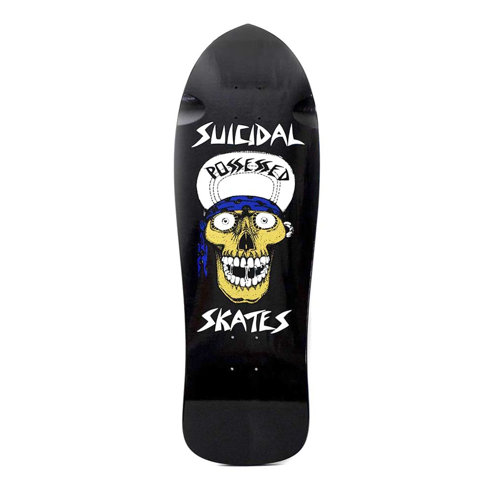 "Buy Suicidal Punk Skull Reissue Deck 10"" x 30.75"" Canada Online Sales Vancouver Pickup"