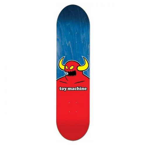 Toy Machine Deck Team Logo Monster 8.12'' x 32.375''
