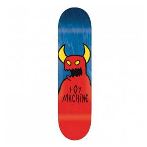 Toy Machine Deck Team Sketchy Monster 8.375'' x 31.75''