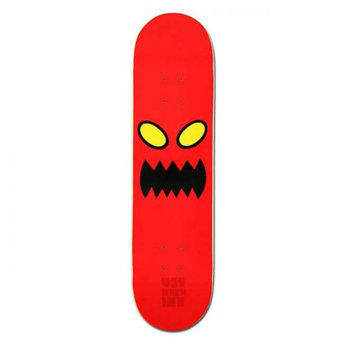 Toy Machine Deck Team Monster Face 8'' x 31.5''