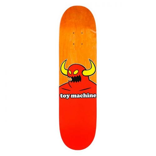 Toy Machine Deck Team Mini Monster 7.375'' x 29''