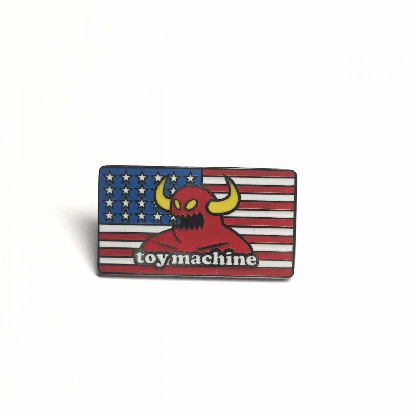 Toy Machine Pin American Monster