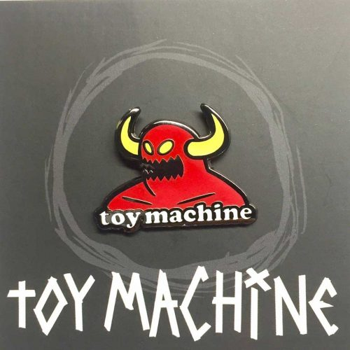 Toy Machine Pin Monster