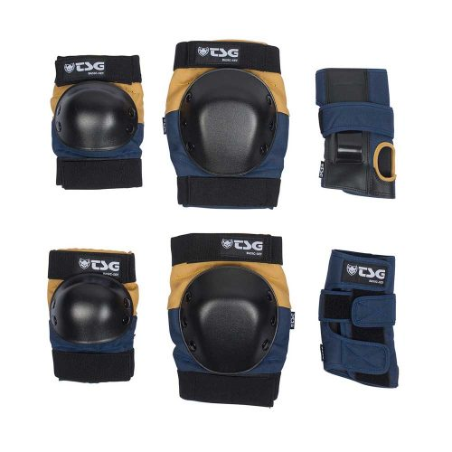 Buy TSG Basic Set Night Blue/Dusk Yellow Canada Online Sales Vancouver Pickup
