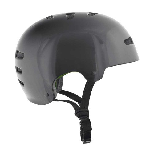 Buy TSG Evolution Youth Helmet Gloss Black Canada Online Sales Vancouver Pickup