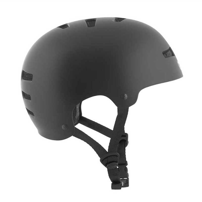 Buy TSG Evolution Helmet Satin Black Canada Online Sales Vancouver Pickup