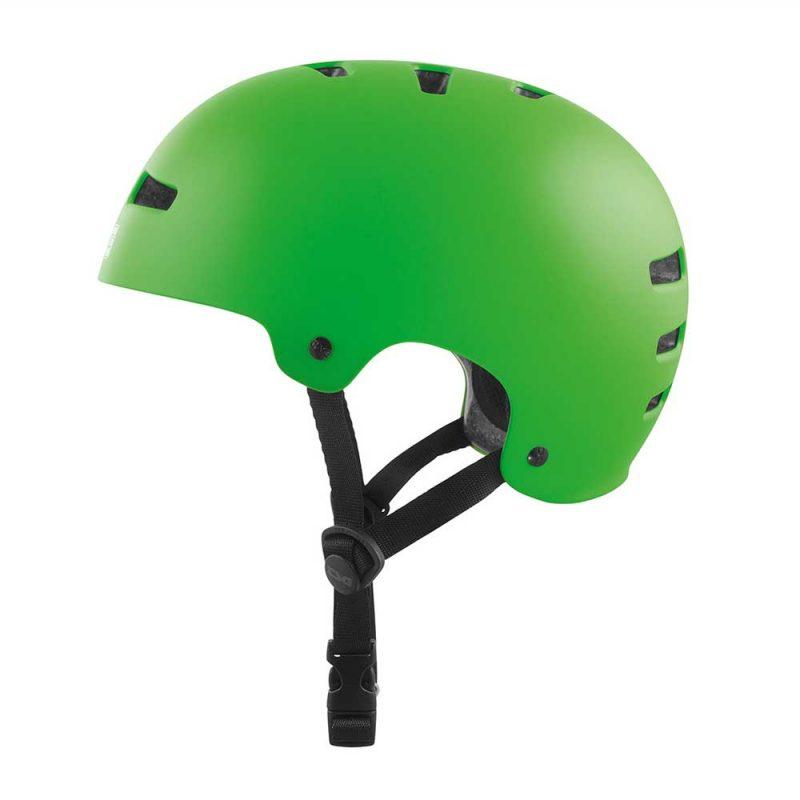 Buy TSG Evolution Helmet Satin Lime Green Canada Online Sales Vancouver Pickup