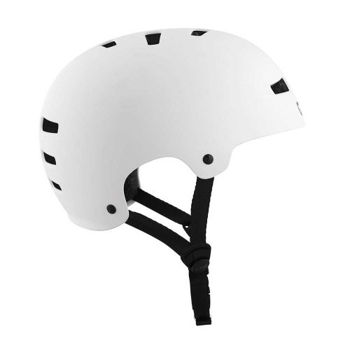 Buy TSG Evolution Helmet Satin White L/XL Canada Online Sales Vancouver Pickup