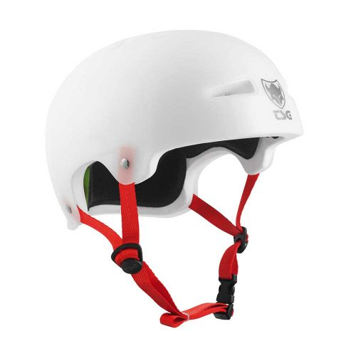 Buy TSG Evolution Helmet Clear White (White EPS) Canada Online Sales Vancouver Pickup