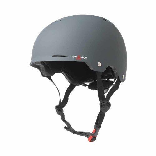Triple 8 Gotham Helmet Gun Metal
