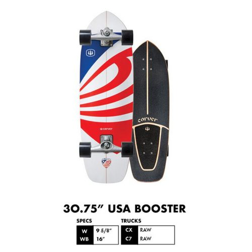 Buy Carver USA Booster Complete Canada Online Sales Vancouver Pickup