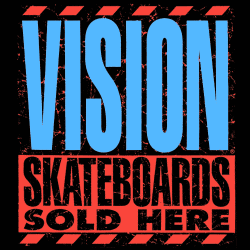 Buy VISION Skateboards Canada Online Sales Vancouver Pickup