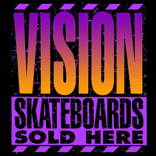 Vision Skateboards Reissues Online Sales Canada Pickup Vancouver