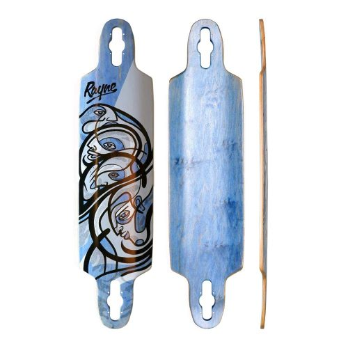 "Buy Rayne Vendetta Artist Deck 9.49"" x 39"" Canada Online Sales Vancouver Pickup"