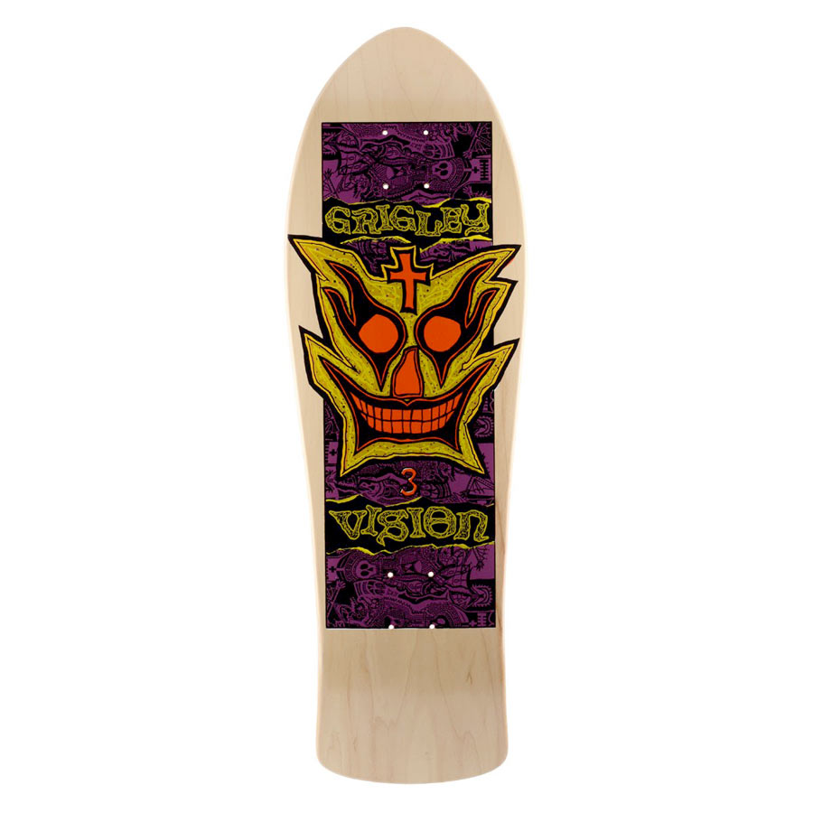 "Buy Vision Grigley III Deck  9.75"" x 31"" Canada Online Sales Vancouver Pickup"