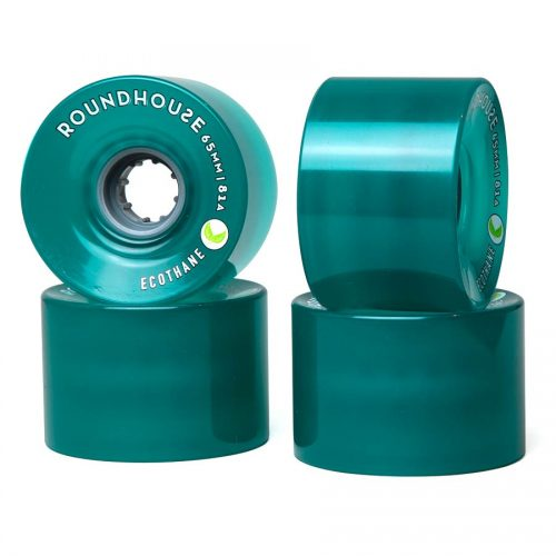 Carver Roundhouse Ecothane Wheels 65mm 81a