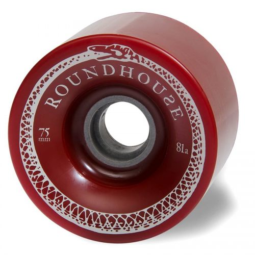 Carver Roundhouse concave OxbloodWheels