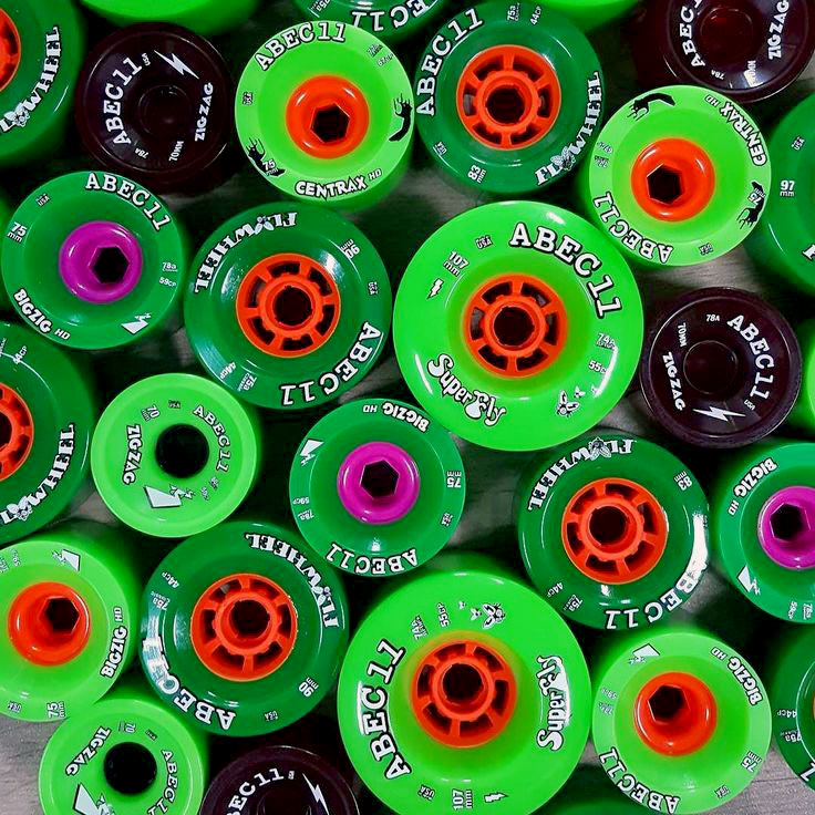 Buy Abec 11 Super Fly Wheels 107mm 74A Canada Online Sales Vancouver Pickup