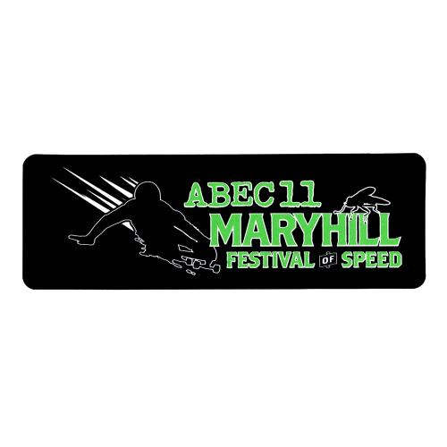Buy Abec 11 Maryhill festival of speed sticker