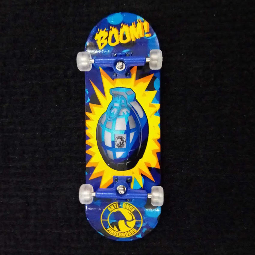 Buy ANTI ONCE 33MM Fingerboards Boom! Complete Canada Online Sales Vancouver Pickup