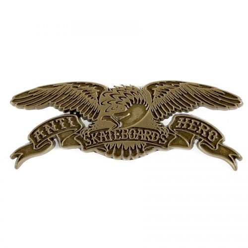 "Antihero Eagle Label 2"" x 1"" Pin"