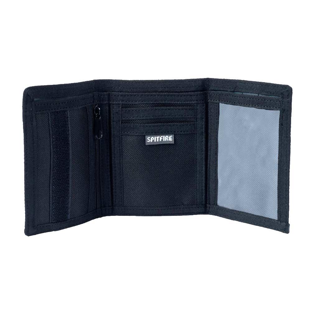 Buy Spitfire Bighead Swirl Trifold Wallet Black/Grey Canada Online Sales Vancouver Pickup