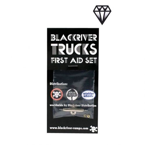 Blackriver Trucks First Aid Single Hanger