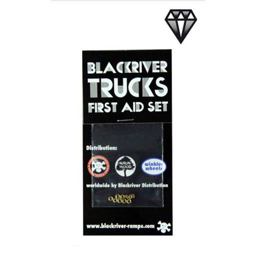 Blackriver Trucks First Aid Nuts (10 Pack)