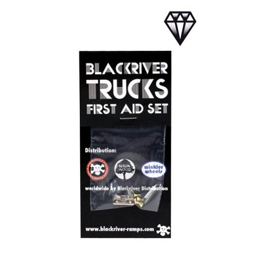 Blackriver Trucks First Aid Single Base