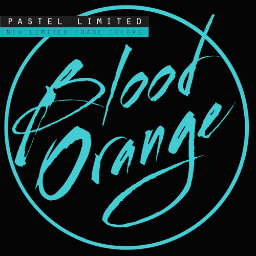 Buy Blood Orange Seafoam Pastel Liam Morgan Canada Online Sales Vancouver Pickup
